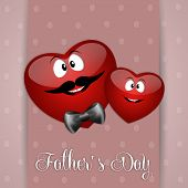 Two Heart For Father's Day
