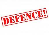 Defence!
