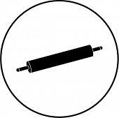 rolling pin symbol