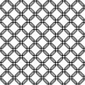 Geometric Seamless Pattern. Abstract Background