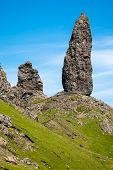 The famous Old Man of Storr