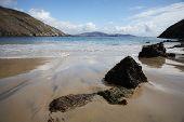 Beach in Achill Island