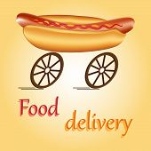 Fast food delivery