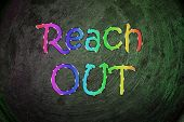Reach Out Concept