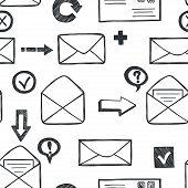 Mail pattern