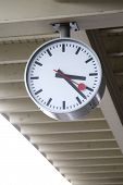Station Clock - 01