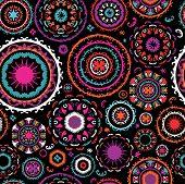 Oriental seamless pattern