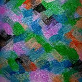 colored abstract background
