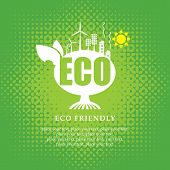 Eco banner