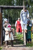 Medieval Execution