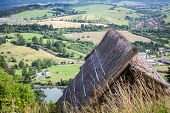 Old Celtic Dwelling At Havranok - Slovakia