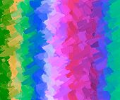 Watercolor Pastel colored abstract background