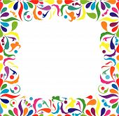 Bright Seamless frame