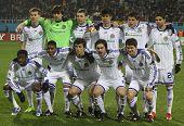 Dynamo Kyiv Team
