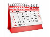 Calendar For June