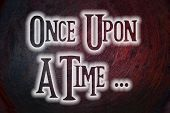 pic of short-story  - Once Upon A Time - JPG