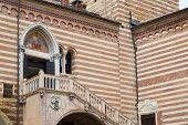 Verona,  Italy Palazzo Della Ragione