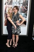 LOS ANGELES - AUG 20:  Sierra McCormick, Joey King at the