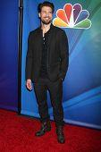 LOS ANGELES - DEC 16:  Nick Zano at the NBCUniversal TCA Press Tour at the Huntington Langham Hotel on December 16, 2015 in Pasadena, CA