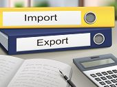 Import And Export Binders