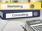Marketing And Consulting Binders