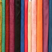 Colorful Cotton Fabric