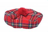 picture of headgear  - Traditional Scottish Bonnet also named Tam o - JPG
