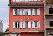 Home In Vevey, Switzerland
