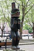 Totem Statue