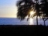 Kona Sonnenuntergang