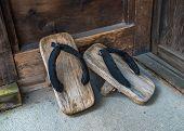 Geta, Traditional Japanese Footwear