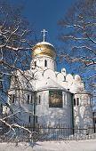 stock photo of cupola  - Orthodox Theodore - JPG