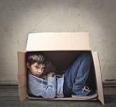 Hiding in the box