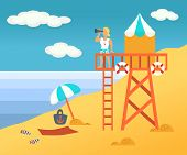 Beach  Rescuer