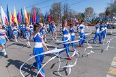 image of parade  - Tyumen - JPG
