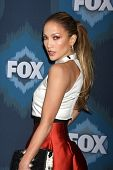 LOS ANGELES - JAN 17:  Jennifer Lopez at the FOX TCA Winter 2015 at a The Langham Huntington Hotel on January 17, 2015 in Pasadena, CA
