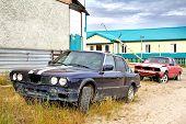 Deserted Vehicles