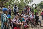 Group Of Toraja People