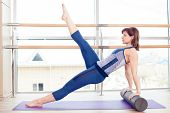picture of pilates  - fitness - JPG