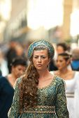 picture of pageant  - Asti Italy  - JPG