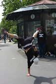 Break Dancer Montmarte