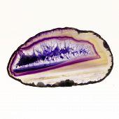 Agate gemstone