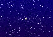 Night Sky_Shine One Star
