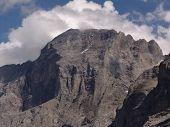 Mountain In Grindelwald Wilderness