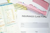 insurance policy claim form