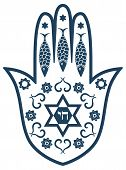 Amule sagrada judaica