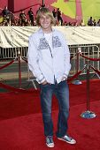 LOS ANGELES - JUL 20: Jason Dolley at the 'The X-Files: I Want To Believe' - World Premiere at the G