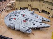 Nave de Lego
