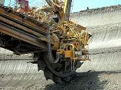Mining Machine In Action