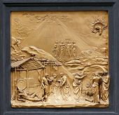 image of noah  - Noah by Ghiberti - JPG